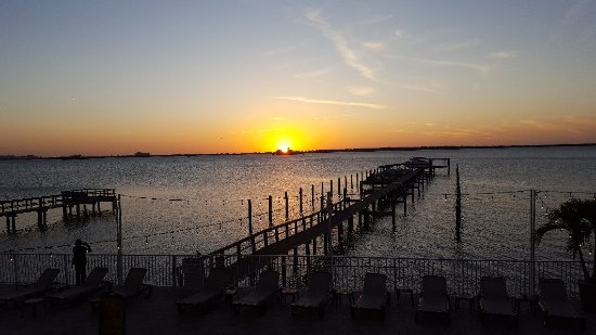 Beso Del Sol Resort: Beautiful sunsets at Beso Del Sol!