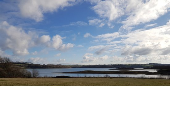 Carsington Water : View across the water