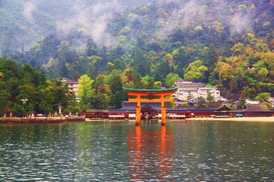 Itsukushima Shrine Homotsukan