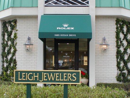 Vero Beach, FL: Leigh Jewelers Storefront