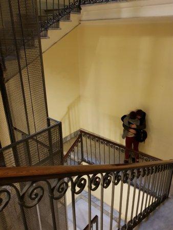 St Peter Guest House: per chi non vuole usare l'ascensore....