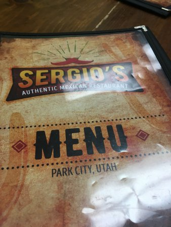 Sergio 39 s mexican restaurant park city omd men om restauranger tripadvisor for Mexican restaurant garden city