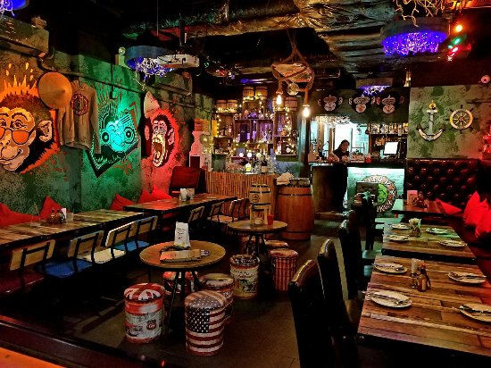 Funky Monkey, Hong Kong - Jordan / Yau Ma Tei - Restaurant Reviews