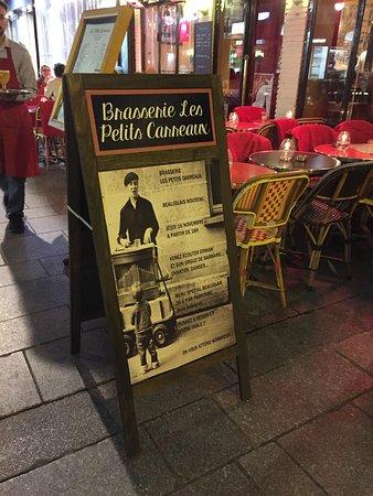 Restaurants Beaujolais Nouveau  Paris