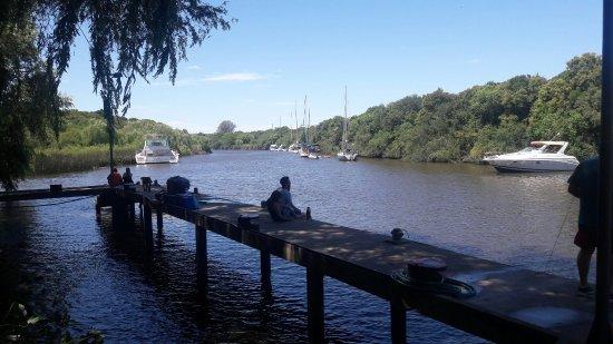 Embarcadero de Yates Riachuelo Park