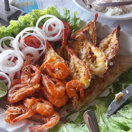 Muriu, RN: Misto de frutos do mar