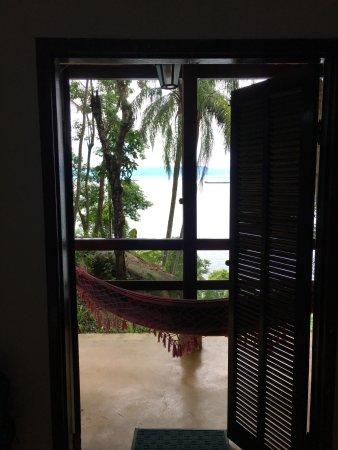 Pousada Lagamar: Vista do quarto