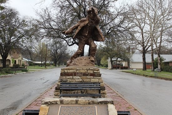 Hico, TX: billy the kid