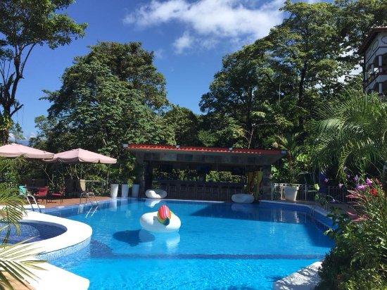 Image result for Shana Lounge Pool Bar manuel antonio