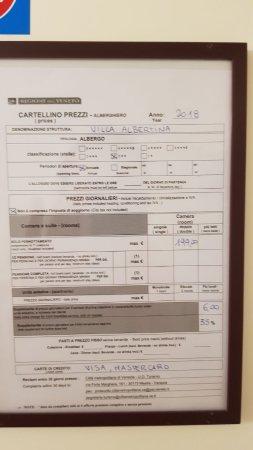 Villa Albertina: prezzi da 4/5 stelle