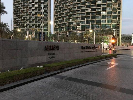 Armani Hotel Dubai Photo