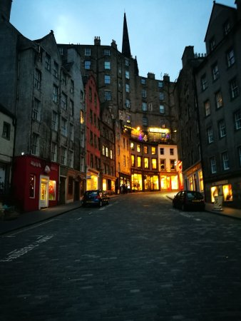 Edinburgh Old Town - All You Need to Know Before You Go ...