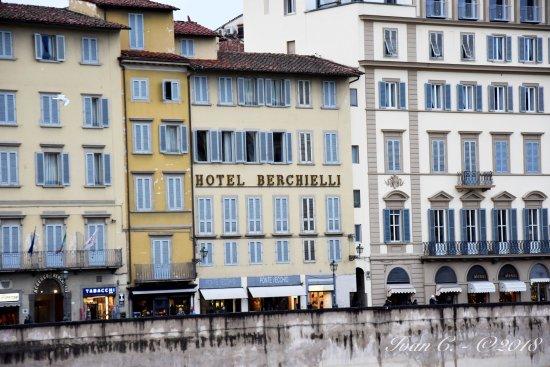 Hotel Berchielli Florence Reviews