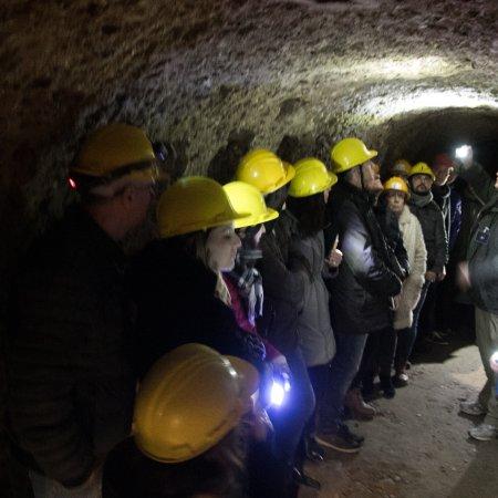 Bunker di Cavriana: Visite al bunker durante la festa di San Biagio 2018