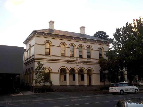 Warrnambool, Australia: Old Post Office