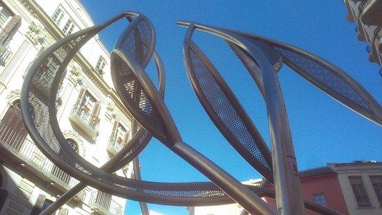 Sculpture Panta Rei