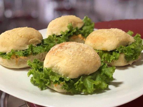 Itamaraju, BA: Pão delicia, literalmente uma delícia!