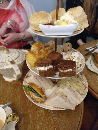The Hidden Lane Tearoom Glasgow Anderston Restaurant