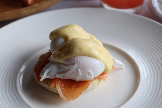 Torridon, UK: Egg Benedict
