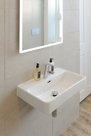 Bay Tree Hotel: Bathroom featuring The Bay Tree's exclusive own range of toiletries