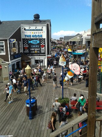 Fisherman's Wharf: Fisherman's Wharf