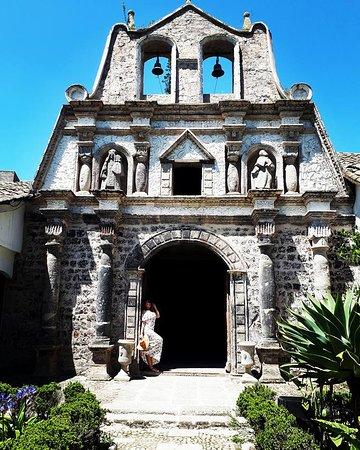 Lasso, Эквадор: Estabamos hospedados en una habitación junto a la capilla.