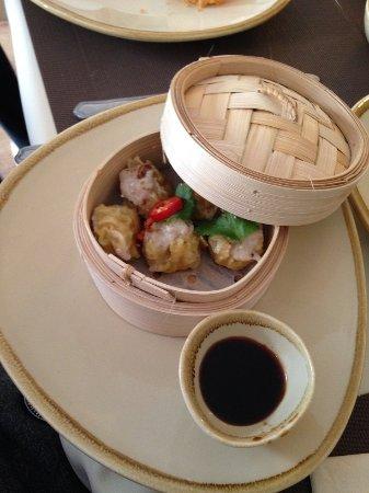 Bexhill-on-Sea, UK: more dumplings!!