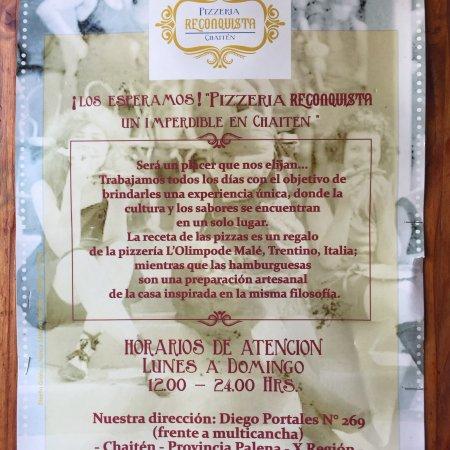 Pizzeria Reconquista: Deliciosas pizzas para cualquier hora