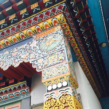 Druk Thupten Sangag Choling Monastery Picture Of Dali Monastery