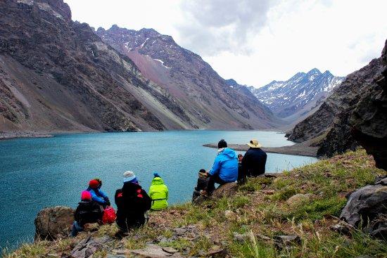 Santiago, Chile: Visita Laguna del Inca