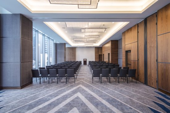 Meeting Room at InterContinental Los Angeles Downtown - Picture of ...