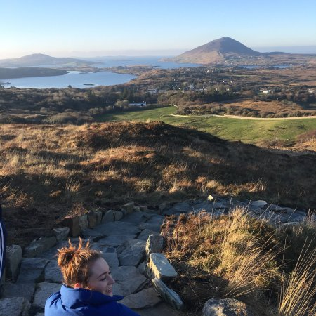 Letterfrack, Irlanda: Utterly stunning walk in the most beautiful Irish countryside