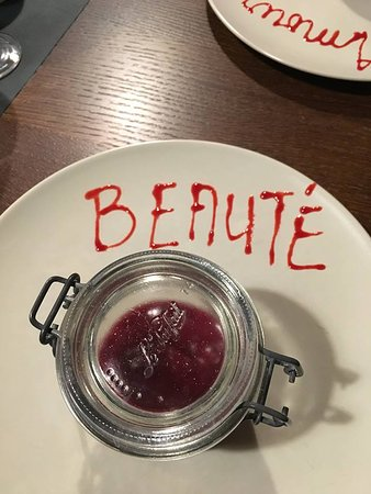 Compote with raspberries and apples. Very smooth. - Photo de Le ...