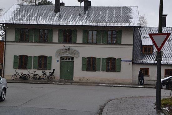 Hotel In Munchen Auguste Kent Platz