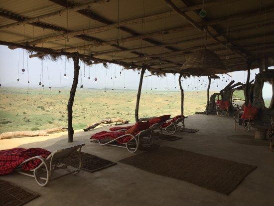 Safaris-R-Us: Maasai Lodge, Tanzania