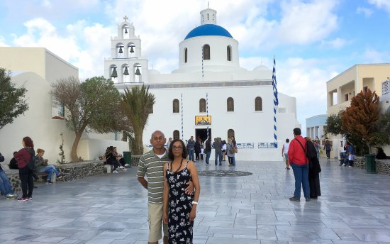 Church of Panagia: Another pic of Church