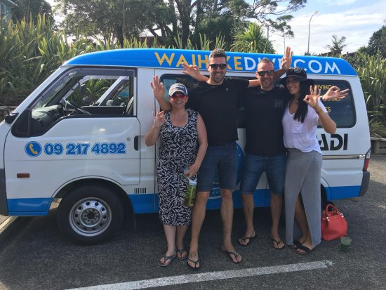 Waiheke Island, New Zealand: Happy new PADI Open Water Divers!