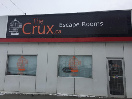 The Crux Escape Rooms