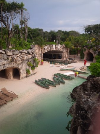 Hotel Xcaret Mexico Free Use Of Kayaks And Paddleboards