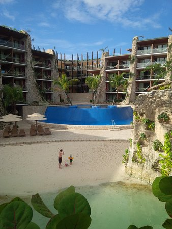 Hotel Xcaret Mexico Beach On The River
