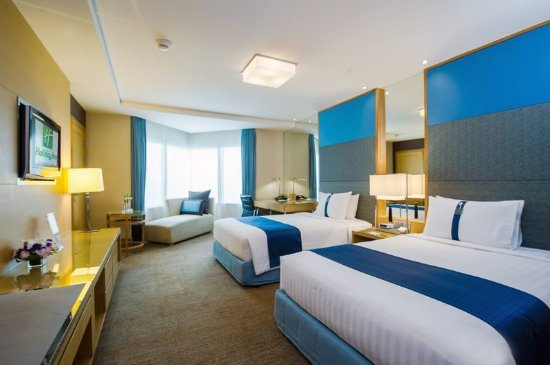Holiday Inn Bangkok Silom: Guest room