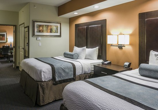 Woodway, TX: Guest room