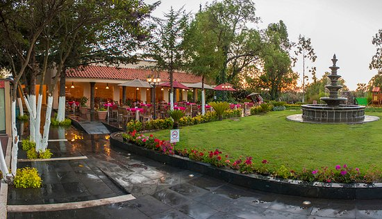 Terraza y fuente picture of restaurant el ranchito san juan teotihuacan tripadvisor - Fuente terraza ...