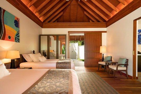 Dhigufinolhu Island: Guest room