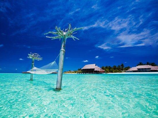 Dhigufinolhu Island: Exterior