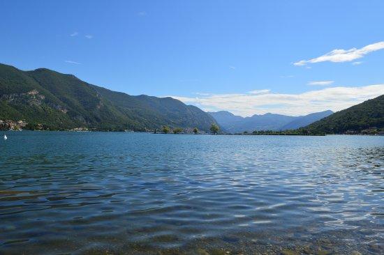 Lake Iseo, Italy: Giugno 2016.