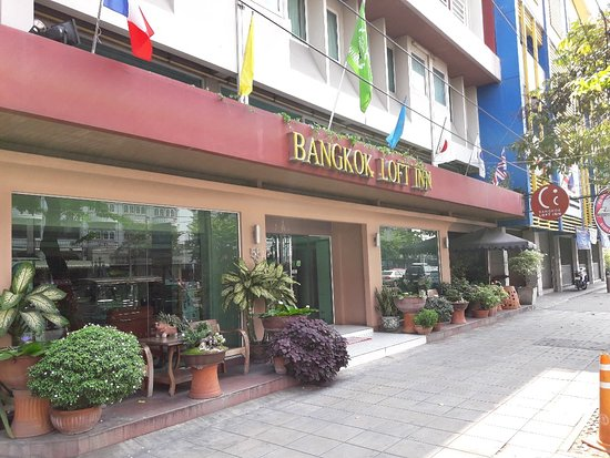 Bangkok Loft Inn: 20180204_122707_large.jpg