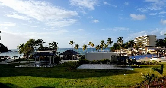 Cap Estate, Saint Lucia: View from building 7