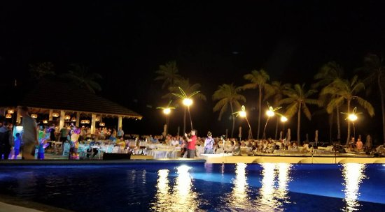 Cap Estate, St. Lucia: Night entertainment