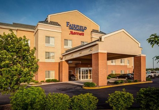 Fairfield Inn & Suites Indianapolis Noblesville: Exterior